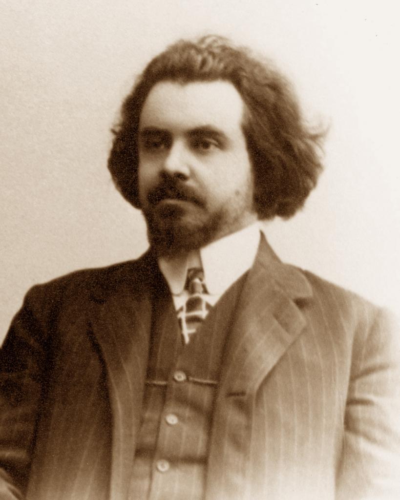 Философ Николай Бердяев