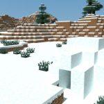 Как сделать снег в Майнкрафте: инструкция