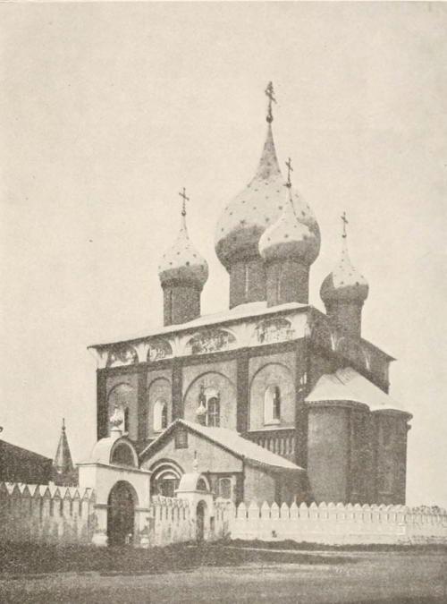 Рождественский собор в 19 веке