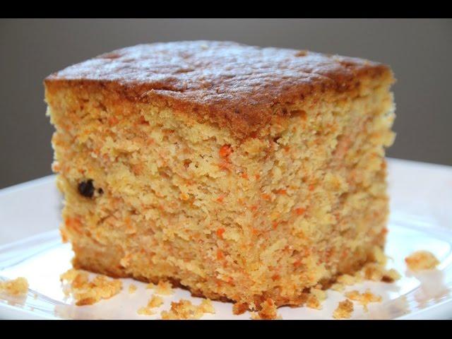 Особенности морковного пирога без яиц