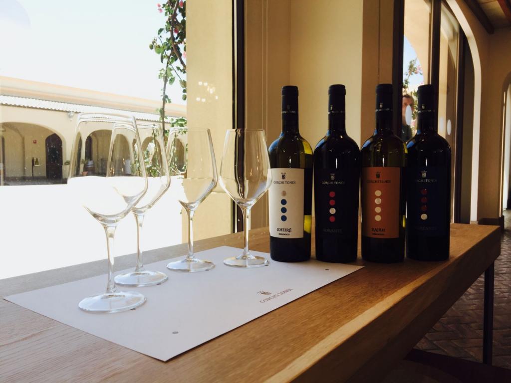 Лучшие вина Сицилии