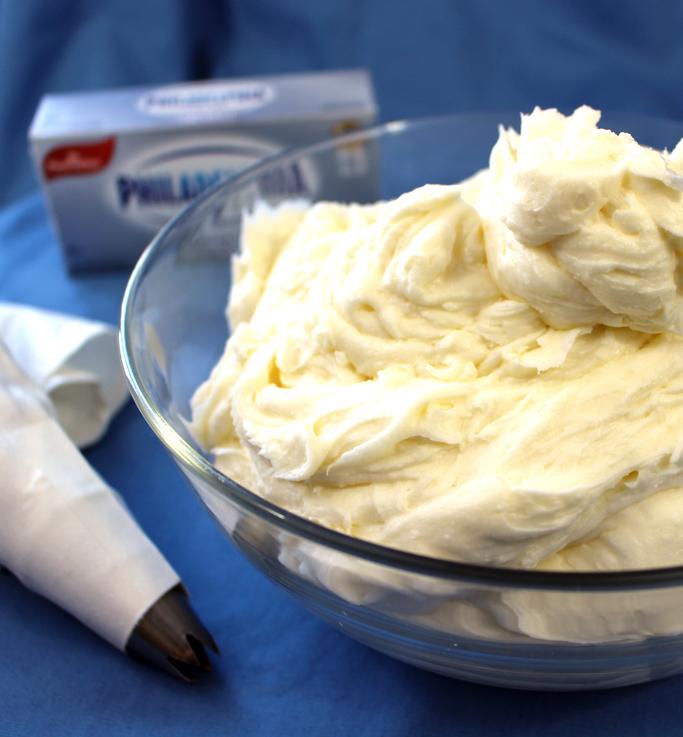Приготовление крема.