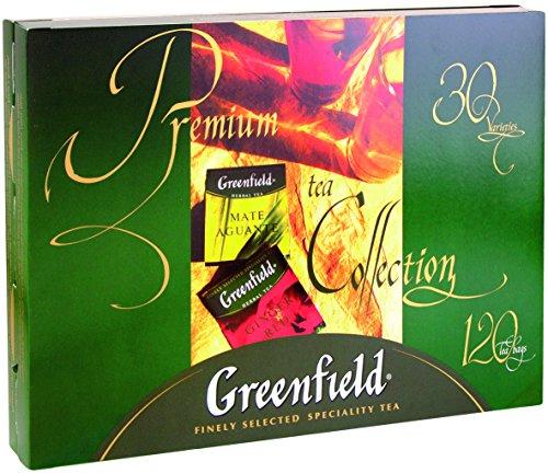 Коллекция чая Гринфилд