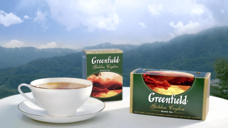 Чай Гринфилд черный