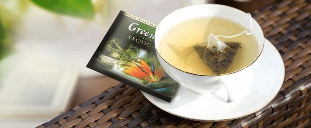 Разновидности чая Гринфилд