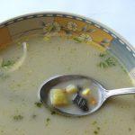 Суп из замороженных лесных грибов: рецепт, подготовка продуктов, фото
