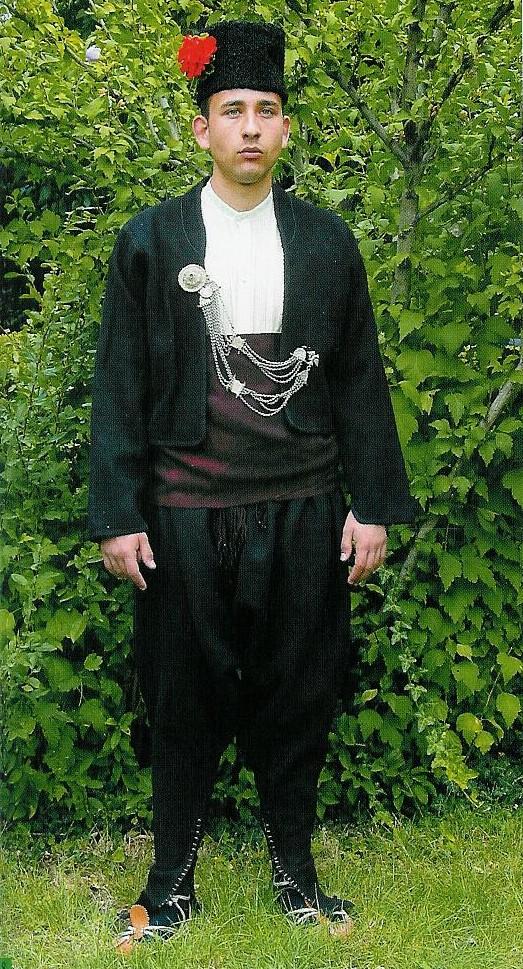 мужская одежда (чернодрешна)