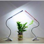 Светодиодный светильник на прищепке: модели и виды, принцип работы, фото
