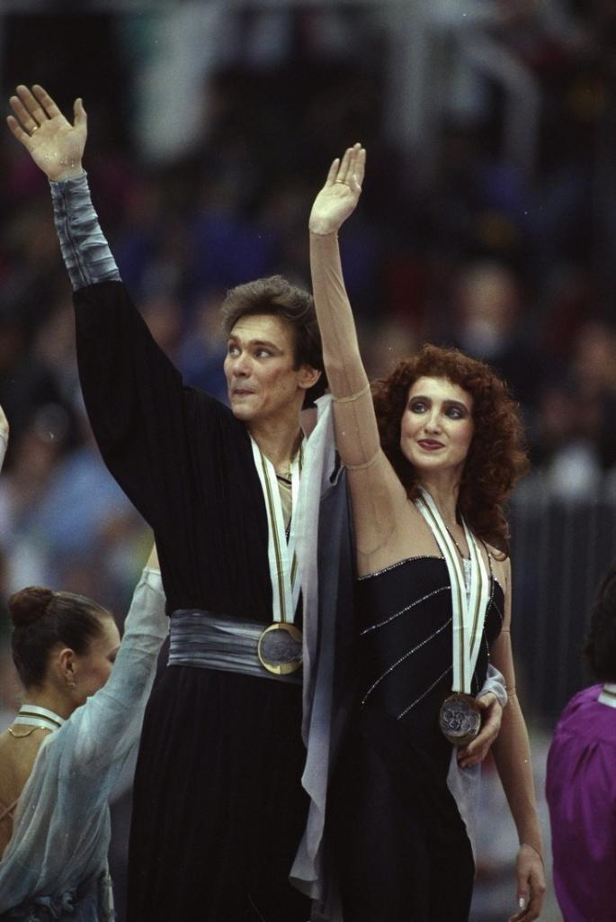 Фото с Чемпионата мира, 1991 год