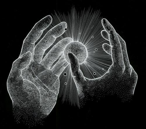 Магия, творимая человеком