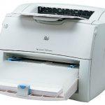 Принтер HP LaserJet 1200. Комплектация, характеристики и краткий алгоритм настройки
