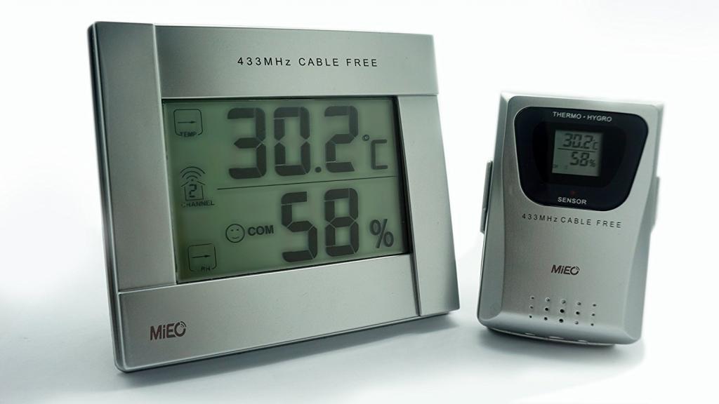 беспроводные цифровые термометры