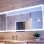 Зеркало с внутренней подсветкой: плюсы и минусы, особенности