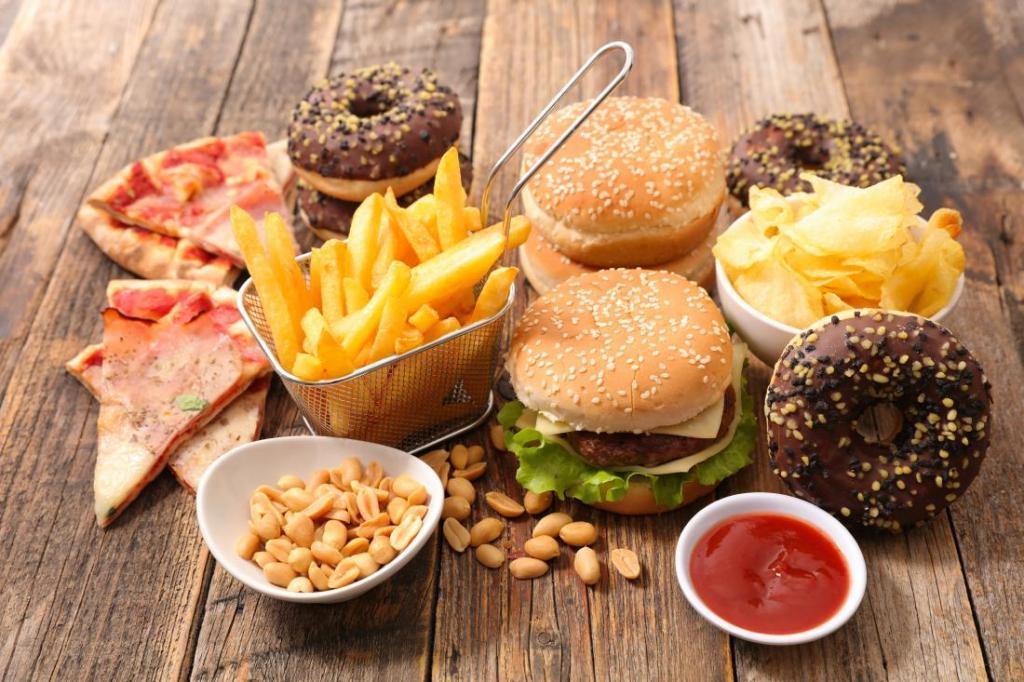 вредная еда при простатите