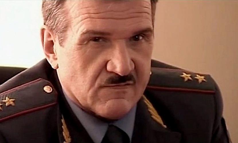 """Актер в сериале """"Паутина-1"""" (2007)"""
