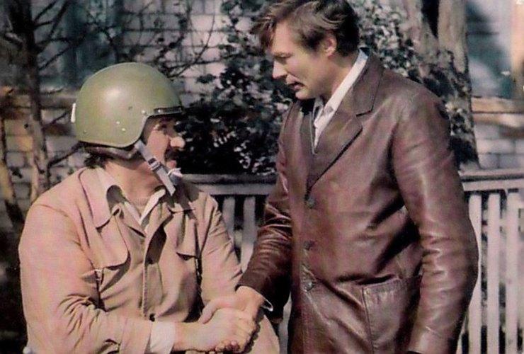 """В картине """"Мужики!"""" (1982)"""