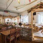 Кафе Лапти в Астрахани: описание