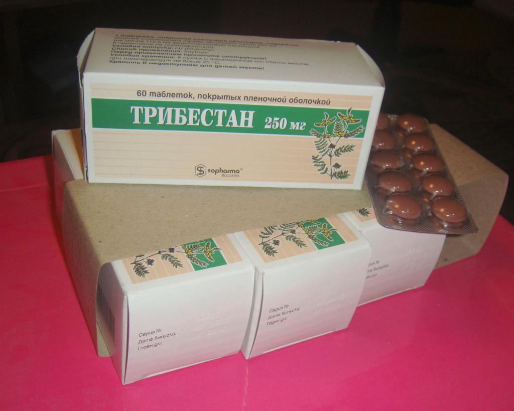 """Препарат """"Трибестан"""""""