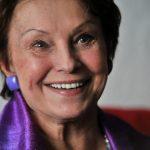 Норма Блум - звезда бразильских сериалов