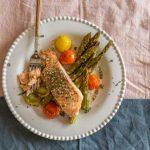 Горбуша в рукаве для запекания: рецепты приготовления с фото