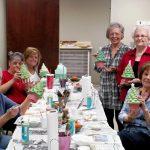 Праздничное мероприятие для пожилых людей
