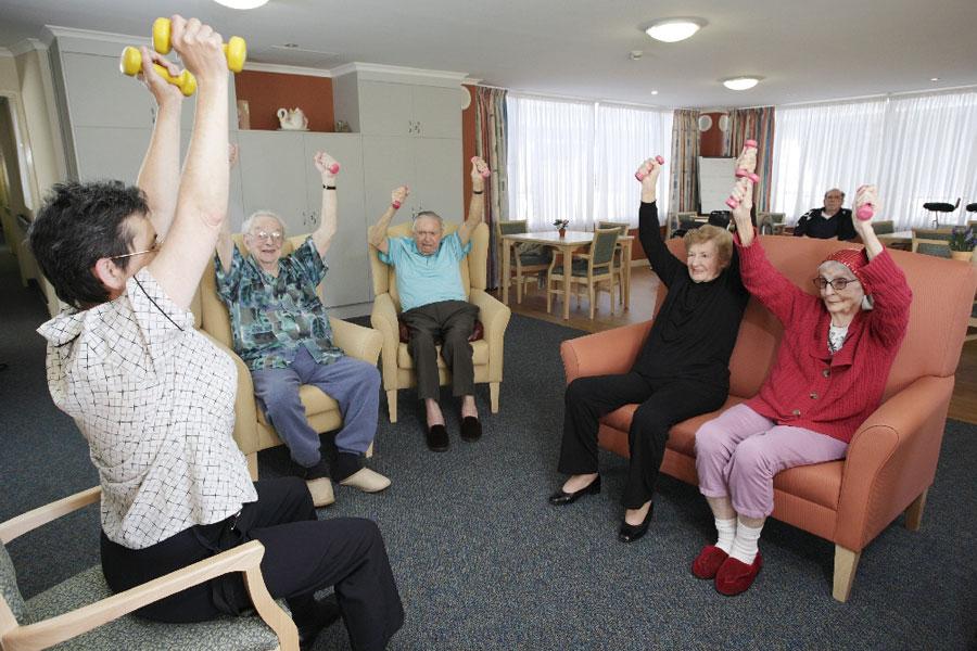 мероприятия по работе с пожилыми людьми
