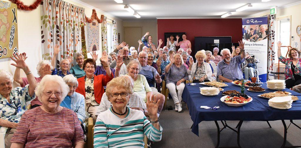 новогодние мероприятия для пожилых людей