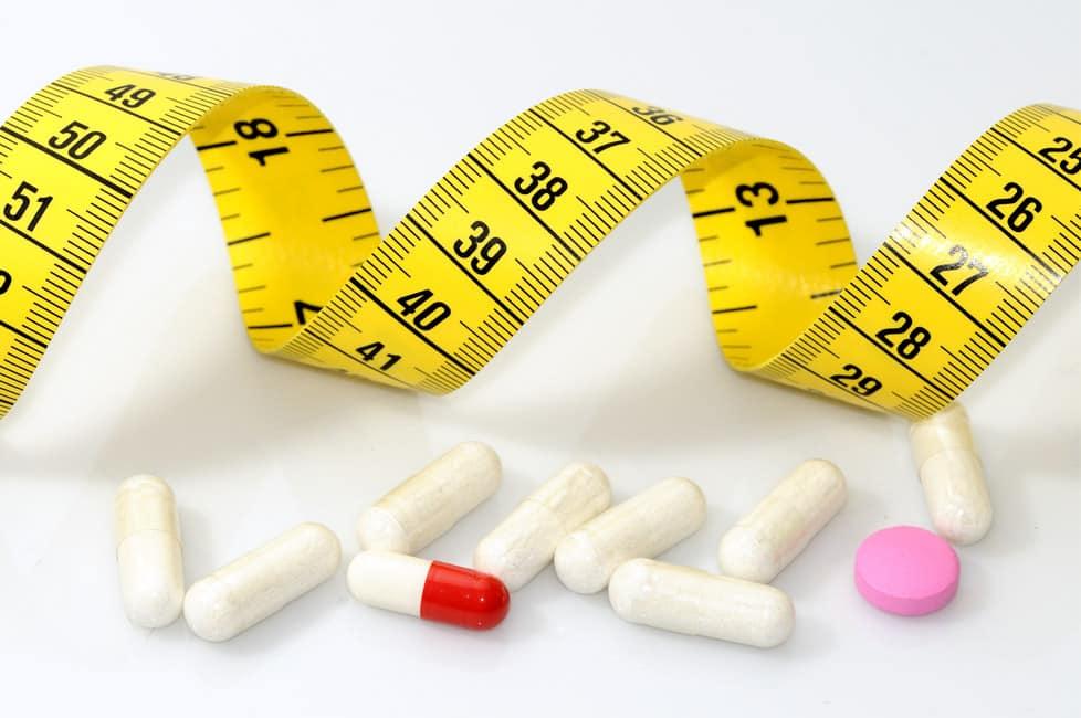 какие таблетки можно подобрать для подавления аппетита