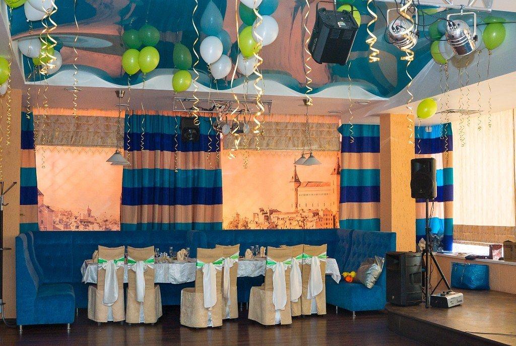 банкетный зал в Новосибирске
