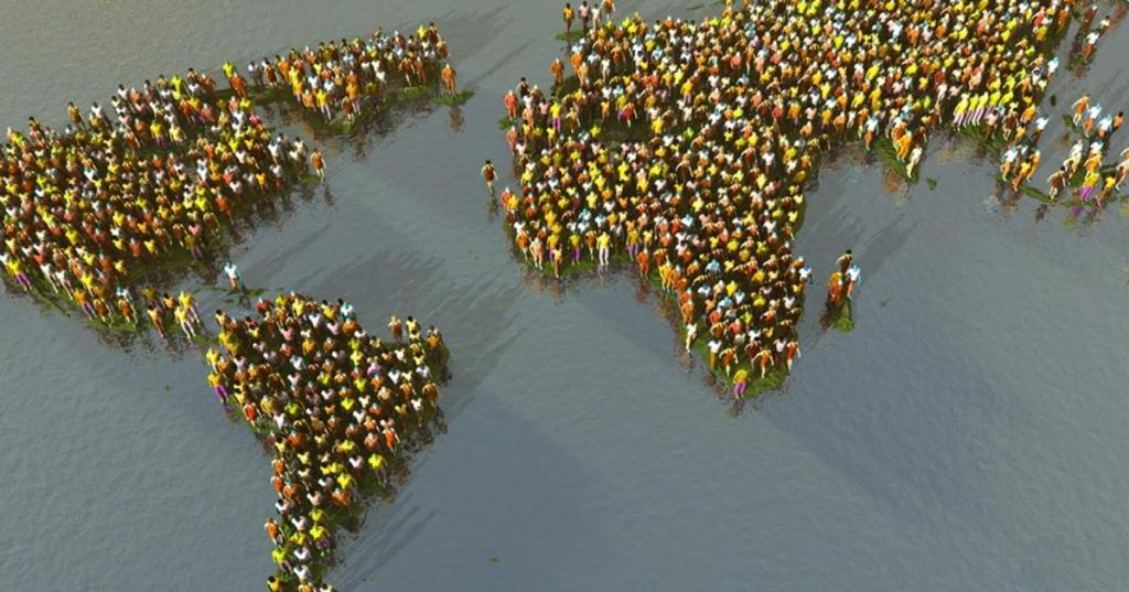 мировое население