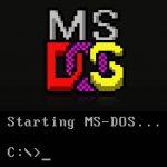 DOS-программы: нужны ли они и как запустить их в современных модификациях Windows