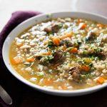 Невероятно полезный и вкусный суп с ячневой крупой. Лучшие рецепты приготовления
