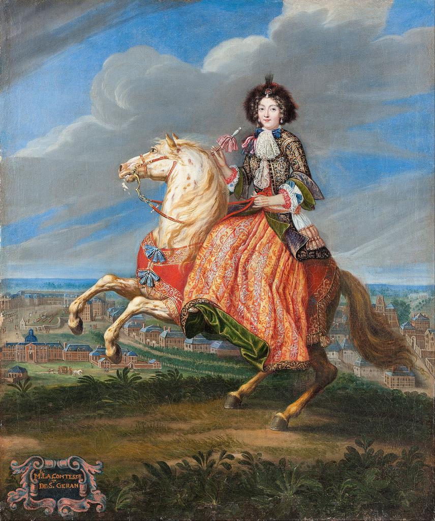 графиня де сан Жеран