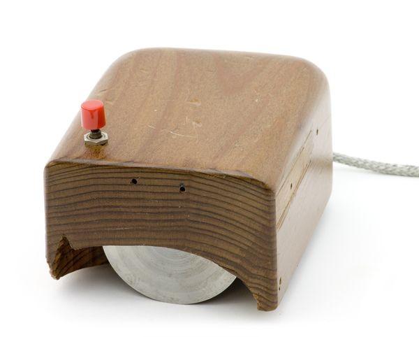 механическая мышь принцип работы