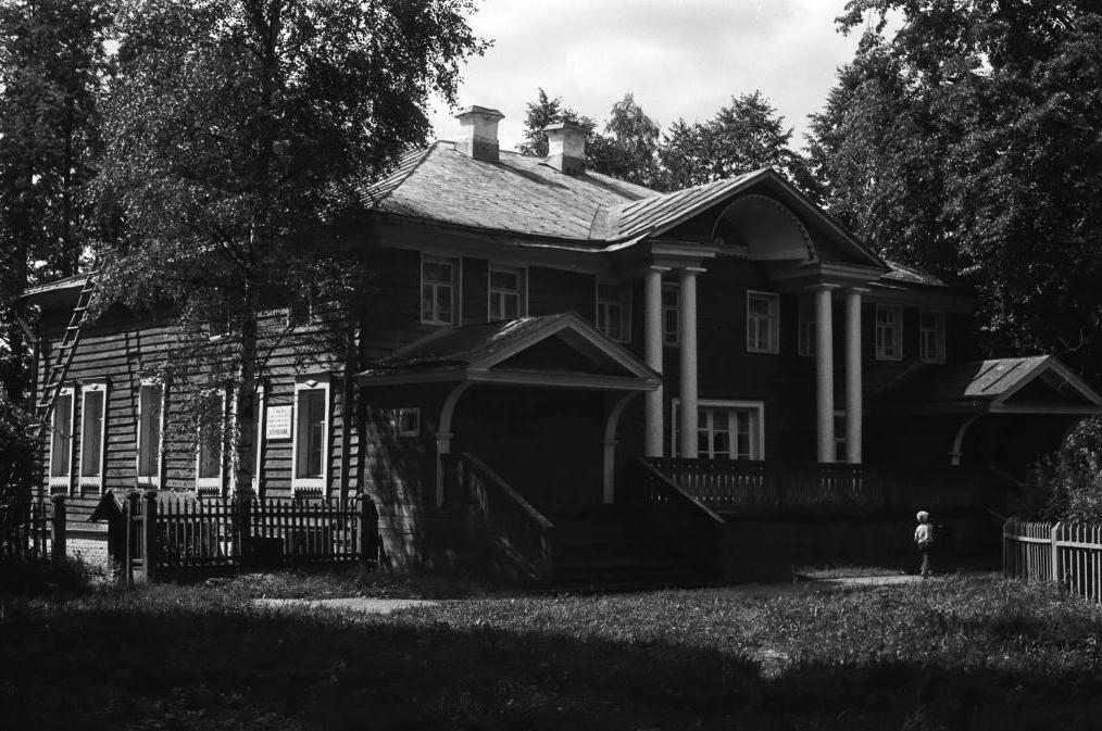 Дом Островского в Щелыково