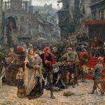Интересные факты о Средневековье: замки, рыцари, церковь, эпидемии