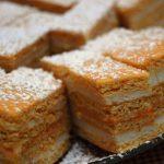 Медовое пирожное: рецепт, ингредиенты, советы по приготовлению