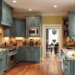 Современная деревенская кухня - особенности интерьера и интересные идеи