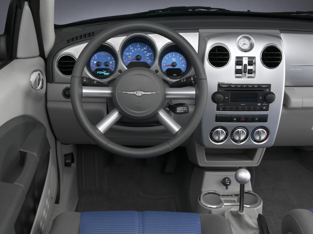 Салон Chrysler PT Cruiser