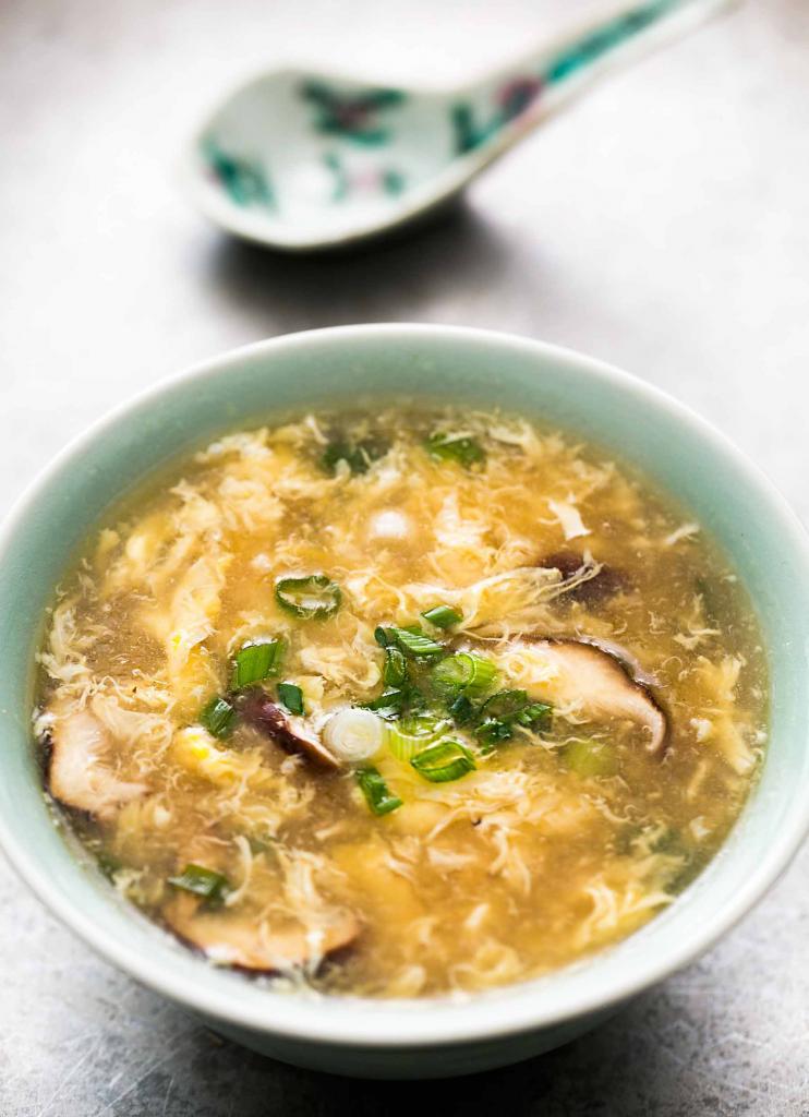 китайские супы