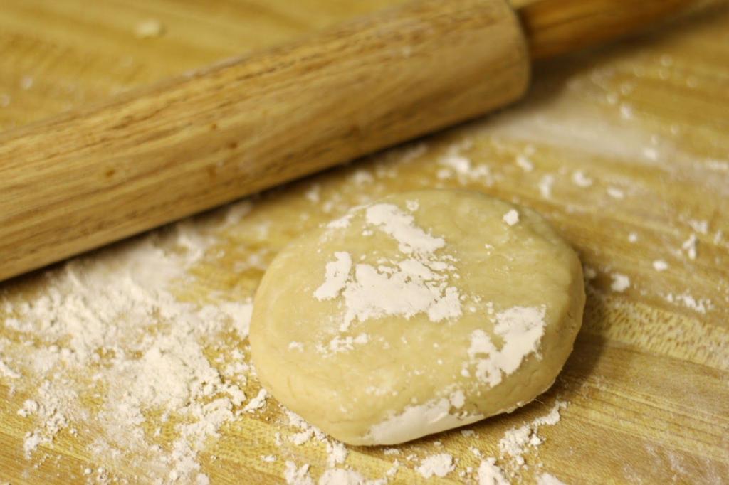Тонкие сырные лепешки