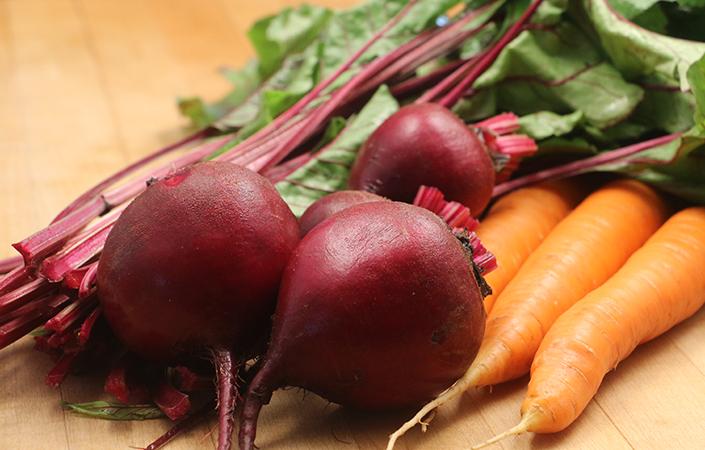морковь и свекла лечение