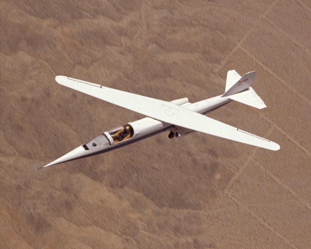 NASA A1 Pivot-Wing