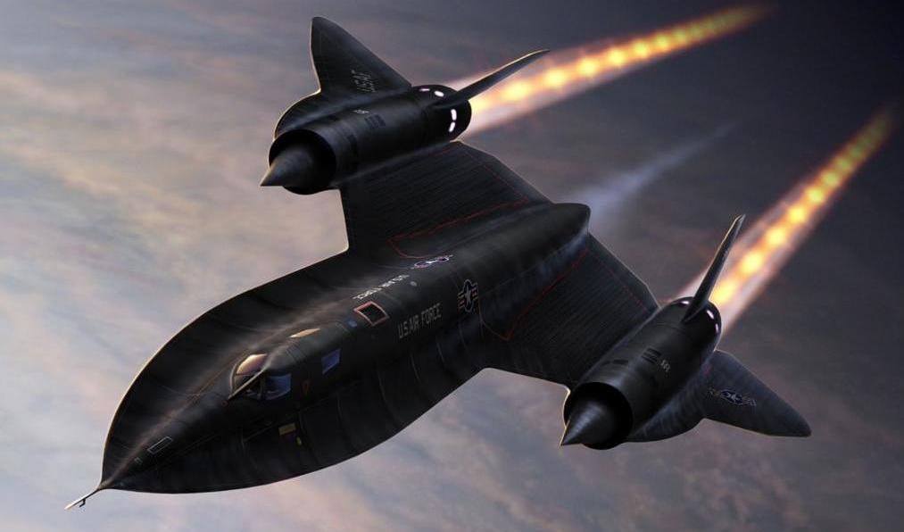 SR 71 Blackbird