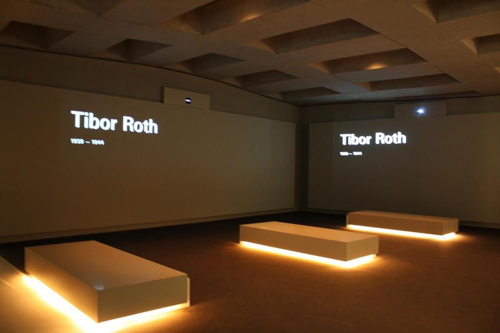 В музее Холокоста