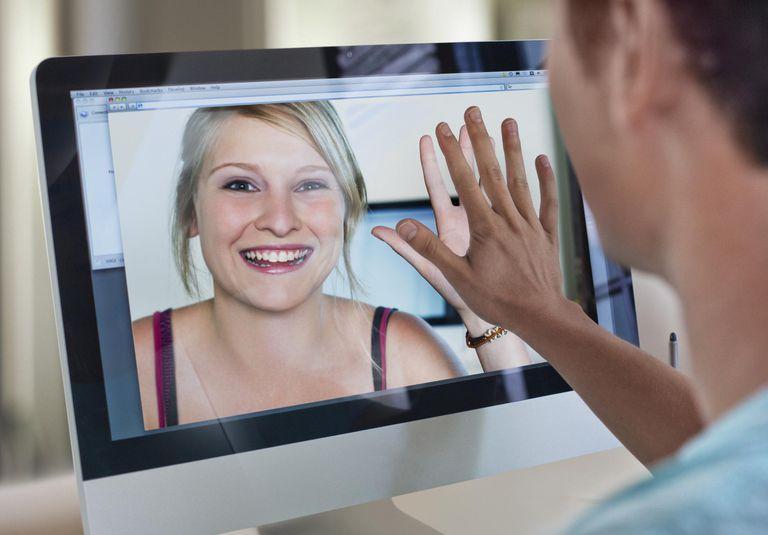 виртуальные общения в интернете