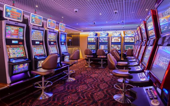 Залы игровых автоматов ушли в прошлое