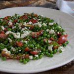 Вкусный салат из зеленого горошка и яйца: рецепт приготовления