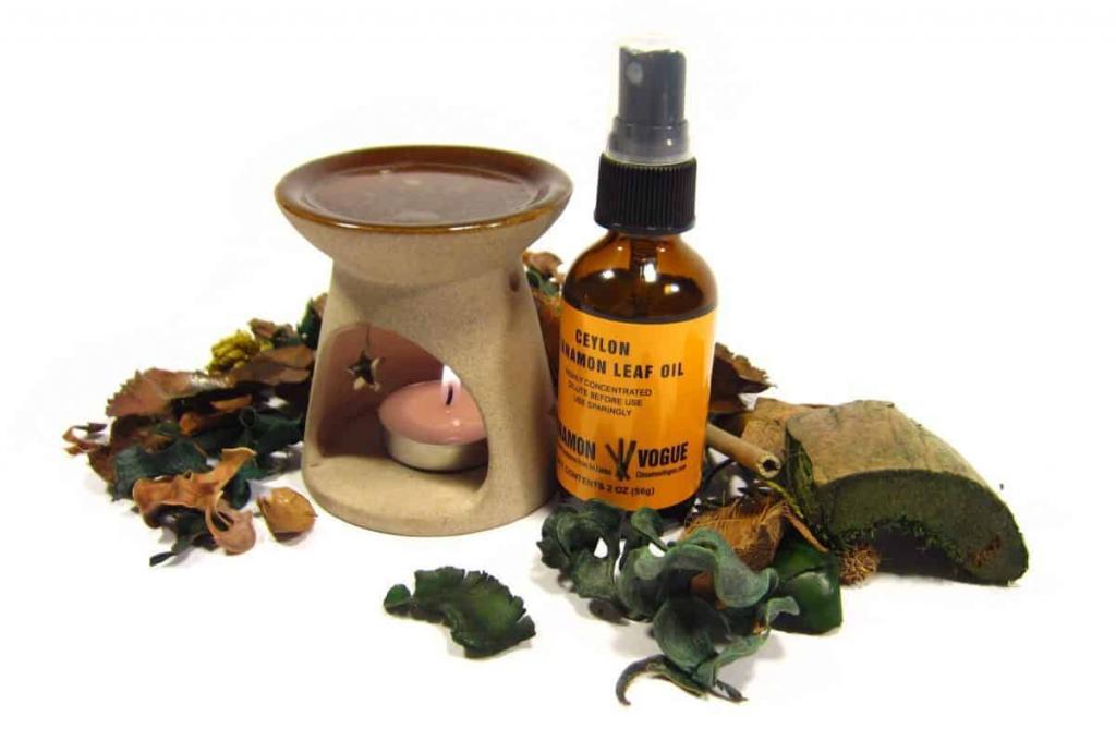 Все необходимое для ароматерапии