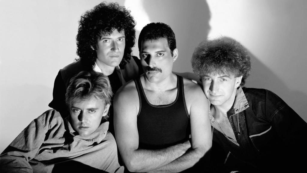 Queen. 1984 год.